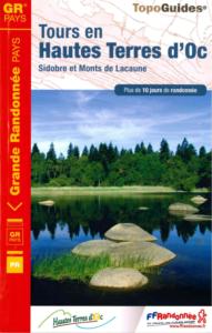 Topoguide Tours en Hautes Terre d'Oc