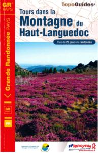 Topoguide Tours dans la Montagne du Haut-Languedoc